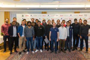 St. Moritz Ice Cricket - Champions