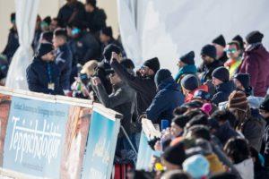 St. Moritz Ice Cricket - Fans
