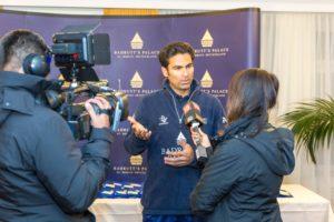 St. Moritz Ice Cricket - Mohammad Kaif