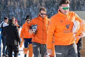 St. Moritz Ice Cricket - Team Royals